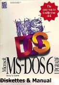 MS-DOS 6 Software In Original Box 3.5 Inch Diskettes Complete
